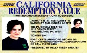 anna flynn-meketon, california redemption value